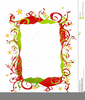Clipart Frame Christmas Image