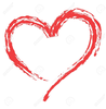 Clipart Cross And Heart Image