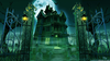 Free Halloween Haunted House Clipart Image