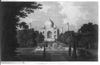 The Taje Mahel, Agra, Taken In The Garden. No. Ii  / Drawn & Engraved By Thomas And William Daniell. Image
