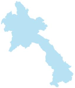 Laos Image Free Images At Clkercom Vector Clip Art Online - Laos map vector