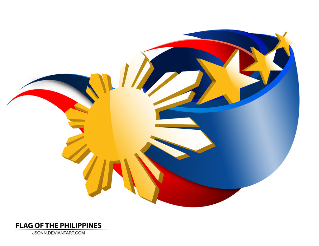 Flag Of The Philippines By Jsonn | Free Images at Clker ...