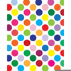 Colored Dots Clipart Image