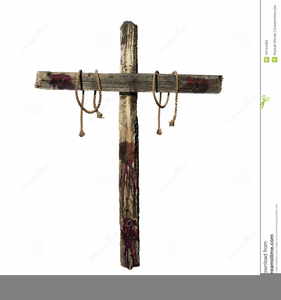Jesus On Cross Clipart Image