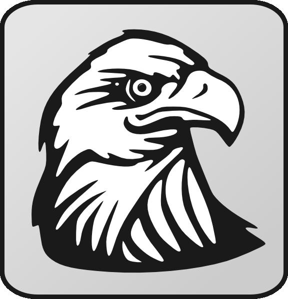 Eagle Head Clip Art at Clker.com - vector clip art online ...
