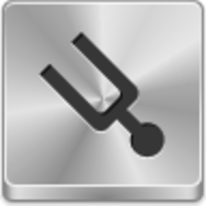 Tuning Fork Icon Image