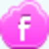 Free Pink Cloud Facebook Image
