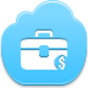 Free Blue Cloud Bookkeeping Image