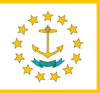 Flag Of Rhode Island Clip Art