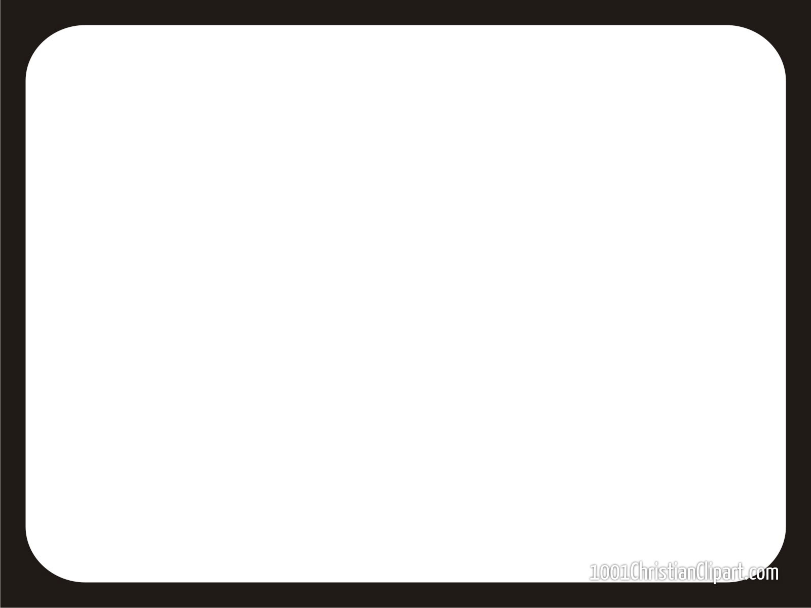 Simple Black Border | Free Images at Clker.com - vector ...
