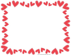 Valentine Heart Clipart Free Image