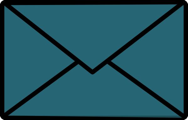 green envelope clip art at clker com vector clip art online