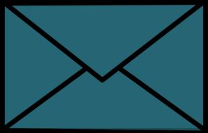 Green Envelope Clip Art at Clker.com - vector clip art online ...