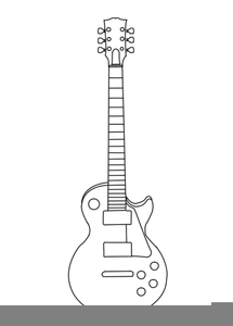 gibson les paul clipart free images at clkercom