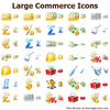 Large Commerce Icons Image
