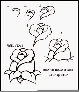 Easy Drawing Steps Free Images At
