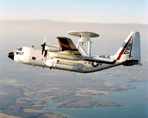 An Nc-130h Provides An In-flight Test Bed For A Radar Modernization Program (rmp) Image