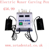 Zetadental Co Uk Electric Waxer Carving Pen Image