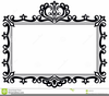 Free Picture Frame Clipart Image