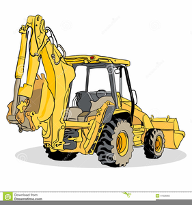 backhoe clipart free free images at clker com vector clip art rh clker com backhoe clipart black and white backhoe clipart vector