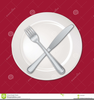 Free Clipart Knife And Fork Image
