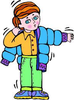 Clipart Image Of Coat Image
