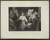 Jesus At The Age Of Twelve, Discoursing With The Learned Doctors - Luke Ii, 46  / Painted By J.m.h. Hofmann ; Engraved By Illman Brothers. Image