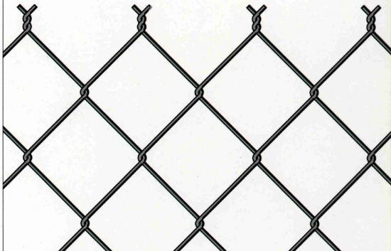 Chain link fence un clf free images at clker