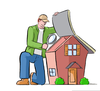 Building Inspector Clipart Image