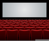Clipart Of Projection Screen Image