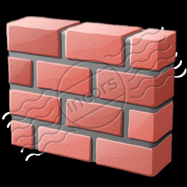 Brick Wall Clip Art: Free Images At Clker.com - Vector Clip Art