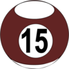 Billiard Ball 13 Image