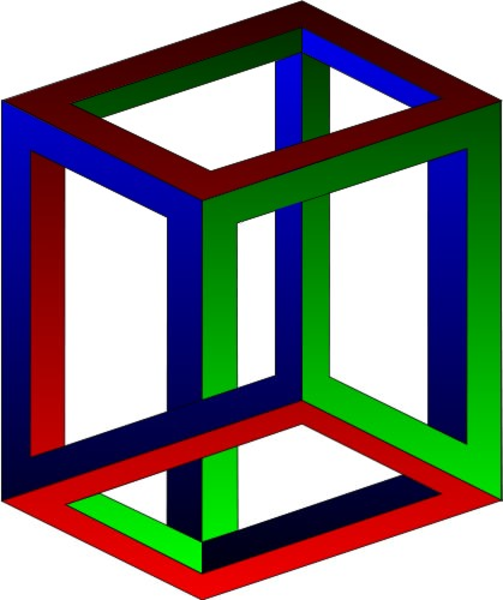 Optical Illusions Square Clipart For Xar...