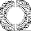 Decorative Frame Clipart Free Image