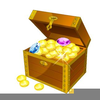 Open Treasure Chest Clipart Free Image