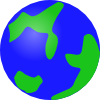 Globe Earth Clip Art