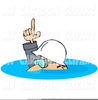 Water Pond Clipart Image