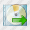 Icon Cd Box Export Image