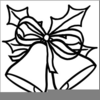Ornaments Clipart Black And White Image