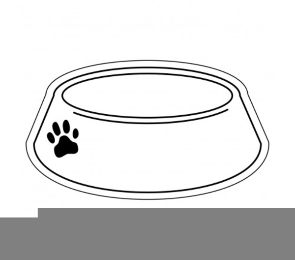 free clipart dog bowl free images at clker com vector clip art rh clker com dog bowl clipart dog dish clipart