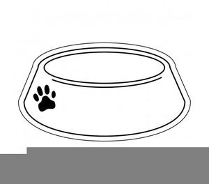 free clipart dog bowl free images at clker com vector clip art rh clker com dog water bowl clipart dog food bowl clipart