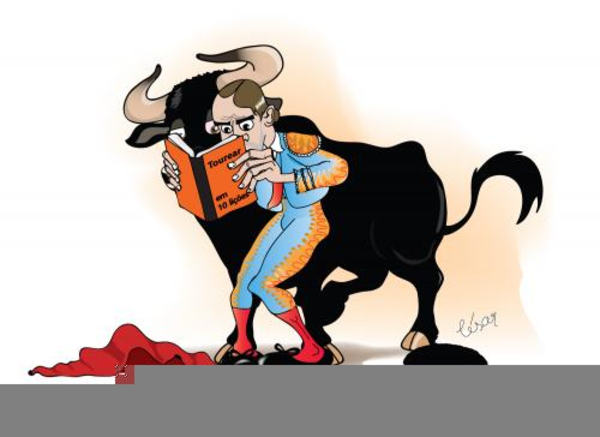 Bullfighting Clipart Free   Free Images at Clker.com ...
