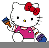 Free Clipart Images Hello Kitty Image