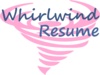 Whirlwindresume Hi Text Image