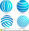 Free Clipart Of World Globes Image