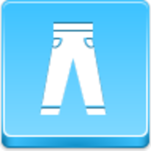 Free Blue Button Icons Trousers Image