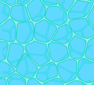 A Tutorial On Creating Water Texture In Illustrator Image