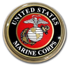 Marine Corps Insignia Clipart Image