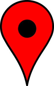 Google Maps Marker For Residencelamontagne Clip Art