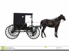 Horse And Buggy Clipart Free Image